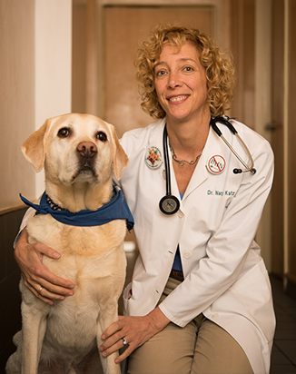 Nancy Katz VMD Katz & Dogs Animal Hospital